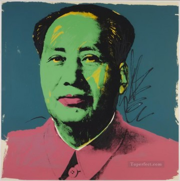 Pop Painting - Mao Zedong 3 POP Artists