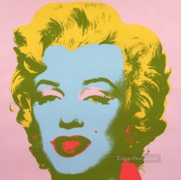 Pop Painting - Marilyn Monroe 2 POP Artists