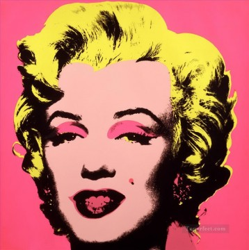 Pop Painting - Marilyn Monroe POP Artists