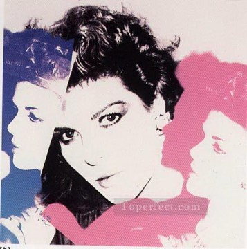 Pop Painting - Princess Caroline Of Monaco POP Artists