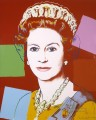 Queen Elizabeth II of the United Kingdom POP Artists