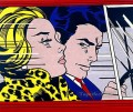 in the car 1963 POP Artists