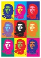 Che Guevara POP Artists
