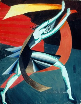 Artworks in 150 Subjects Painting - costume design for salome 1917 Alexandra Exter abstract