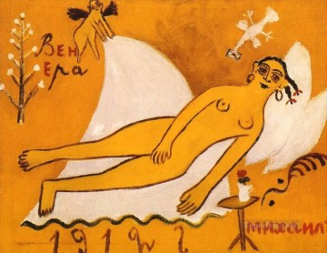 Purely Abstract Painting - venus and michail 1912 abstract
