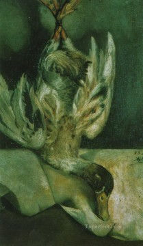 1918 Painting - Duck 1918 Surrealist