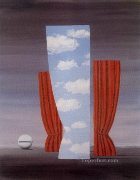 gioconda 1964 Surrealist Oil Paintings