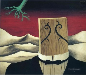 Surrealist Works - the conqueror 1926 Surrealist
