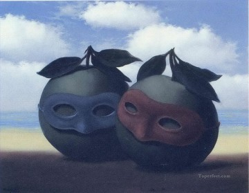 the hesitation waltz 1950 Surrealist Oil Paintings