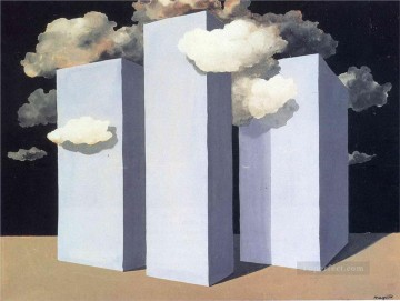 a storm 1932 Surrealist Oil Paintings