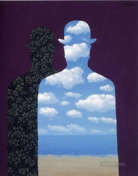 high society 1962 Surrealist Oil Paintings