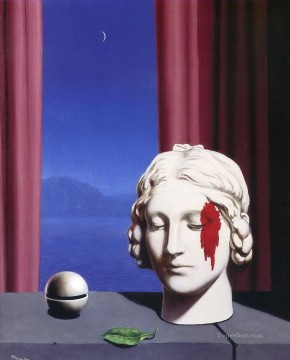 Surrealist Works - memory 1948 Surrealist