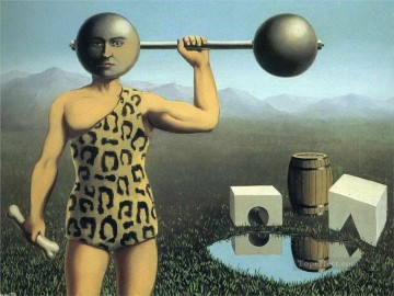perpetual motion 1935 Surrealist Oil Paintings