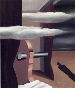 the catapult of desert 1926 Surrealist Oil Paintings