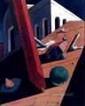 the evil genius of a king 1915 Giorgio de Chirico Surrealism