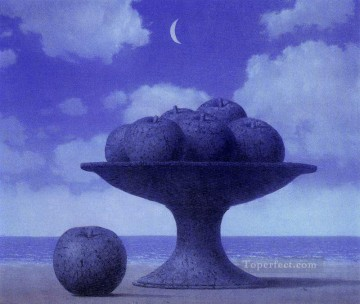 the great table Surrealist Oil Paintings