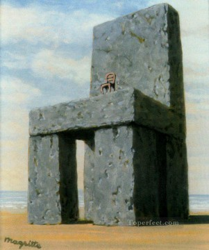 Surrealism Painting - the legend of the centuries 1950 Surrealist