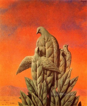 the natural graces 1964 Surrealist Oil Paintings