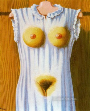Surrealist Works - the philosophy in the bedroom 1962 Surrealist