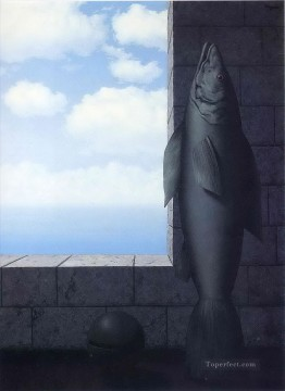 1963 Painting - the search for truth 1963 Surrealist