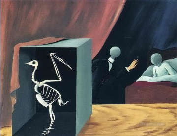Surrealism Painting - the sensational news 1926 Surrealist
