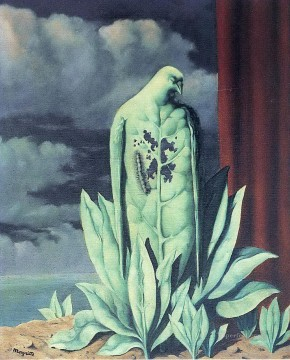 the taste of sorrow 1948 Surrealist Oil Paintings