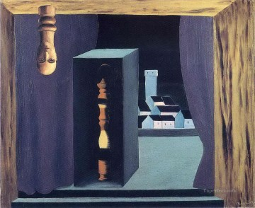 a famous man 1926 Surrealist Oil Paintings