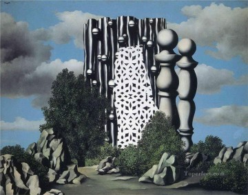 Surrealism Painting - annunciation 1930 Surrealist