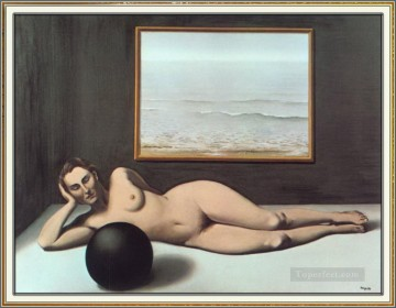Surrealism Painting - bather between light and darkness 1935 Surrealism
