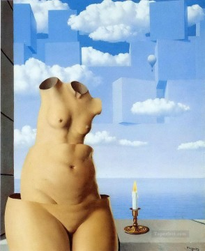Surrealism Painting - delusions of grandeur 1948 Surrealism