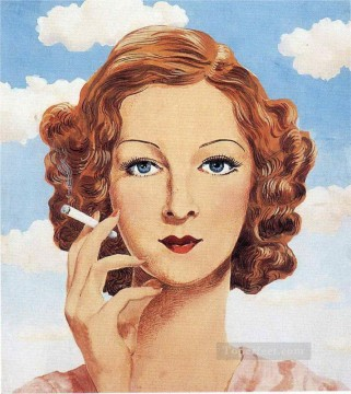georgette magritte 1934 Surrealism Oil Paintings
