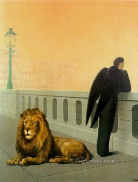 homesickness 1940 Surrealism Oil Paintings