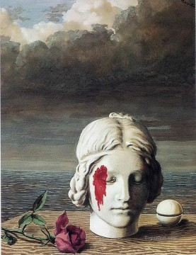 Surrealism Painting - memory 1948 1 Surrealism