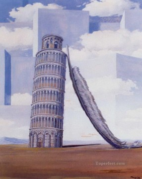 memory Art - memory of a journey 1955 Surrealism