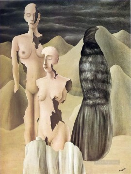 polar light 1926 Surrealism Oil Paintings