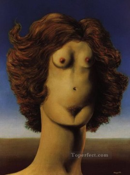 rape 1934 Surrealism Oil Paintings