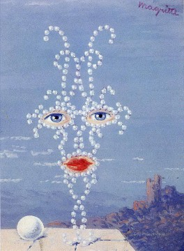 sheherazade 1950 Surrealism Oil Paintings