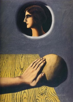 the beneficial promise 1927 Surrealism Oil Paintings
