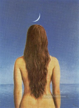 Surrealism Painting - the evening gown 1954 Surrealism
