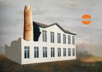 the revealing of the present 1936 Surrealism Oil Paintings