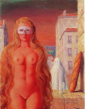Surrealism Painting - the sage s carnival 1947 Surrealism