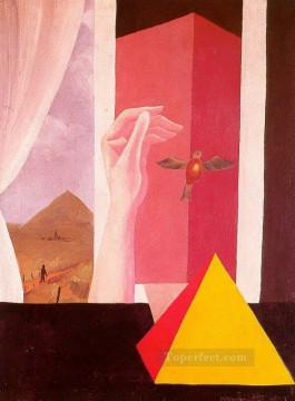 the window 1925 Surrealism Oil Paintings