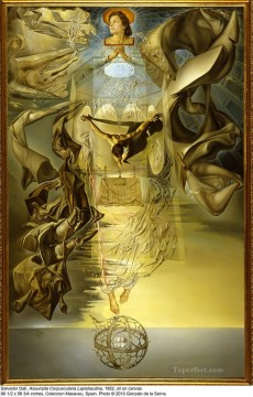 Assumpta Corpuscularia Lapislazulina Surrealism Oil Paintings