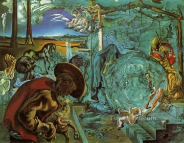 Birth of a New World Surrealism Oil Paintings