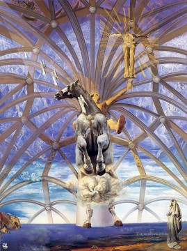 Santiago El Grande Surrealism Oil Paintings