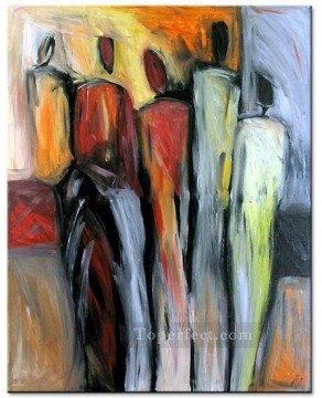 Figures Painting - cxr0107GC abstract figures