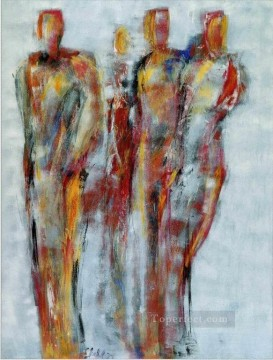Figures Painting - cxr0623GC figure abstract