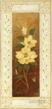 Adf057 flower decoration Oil Paintings