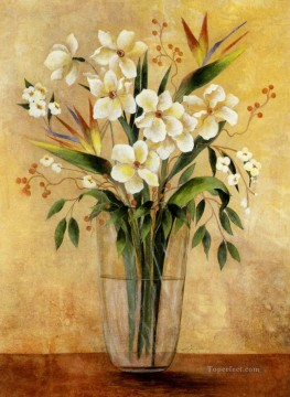 Adf081 flower decoration Oil Paintings