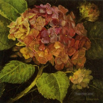 Adf090 flowers decoration Oil Paintings